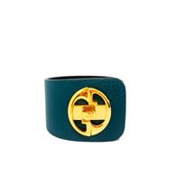 Gucci Leather Cuff