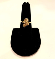 Private Listing 14k Nugget Ring