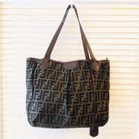 Fendi Logo Shoulder Bag