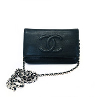 Chanel Caviar Flap Crossbody