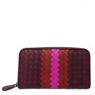 Bottega Veneta Tri-color Wallet
