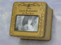 Pet Memorial Cat Photo Box Sentiment Keepsake Gift
