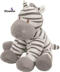Zooma Zebra Baby Range Medium 17.8cm - Soft Toy by Suki