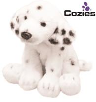 Yomiko Classics 12.7cm Sitting Dalmatian Soft Toy Puppy Dog - Soft Toy by Suki
