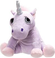 Suki Gifts Li'l Peepers Stuffed Toy, Shimmer Unicorn, Medium
