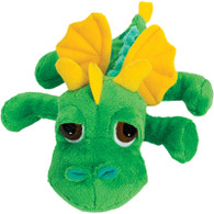 Li'l Peepers Small Inferno Green Dragon