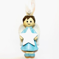 Blue Angel Personalised, Perfect Baby & Boy Gift