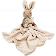 Beautiful Baby Bobtail Clutch Blankie by Suki Gifts