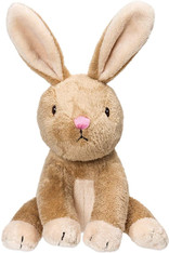 Beautiful Baby Bobtail Bunny Medium Soft Toy 17cm