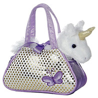 Aurora World 8-inch Fancy Pal Unicorn (Purple)