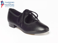 Tappers & Pointers PVC Low Heel Tap Shoes