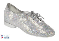 Tappers and Pointers Hologram Jazz Shoes