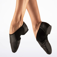 Bloch Neoflex Black Pull On Jazz