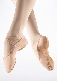 Bloch Canvas Proflex Split Sole Ballet Shoes