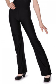 Roch Valley Black Lycra Jazz Pants