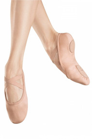 Bloch Zenith Split Canvas Ballet Shoes