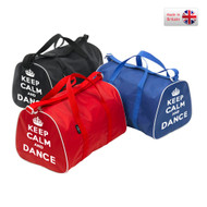Tappers and Pointers Keep Calm and Dance Holdall