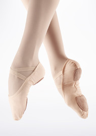 So Danca Stretch Split Sole Canvas Ballet SD16