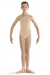 Bloch Tan Leotard CL8720