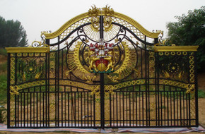 Special Order Palatial Grand Entrance Gate