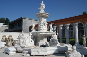Special Order Marble Fountain Ge15878