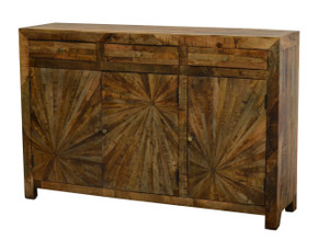 Cayley 3 Drawer / 3 Door Sideboard