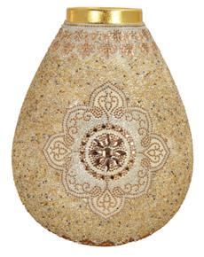 Insculpted Vase