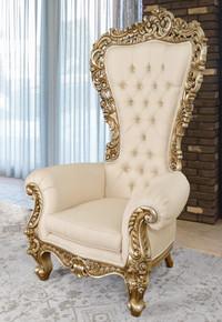 Platine  Queen Chair  NEW