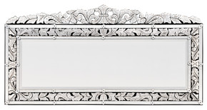 "Monumental Venetian Grand Mirror 78.74 "" Wide"