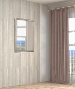 Simple Elegance Mirror 24X36 Silver (KIT)