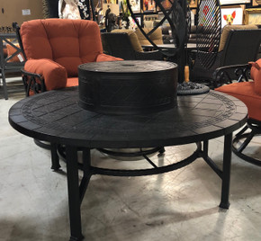 Chillounger Round Table 52 inch
