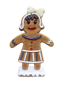 Mini Gingerbread Mama