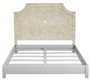 Puccini Queen Bed