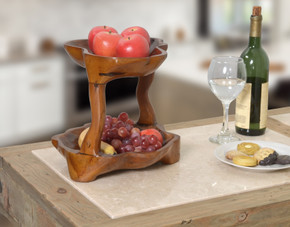 Tier Fruit Bowl