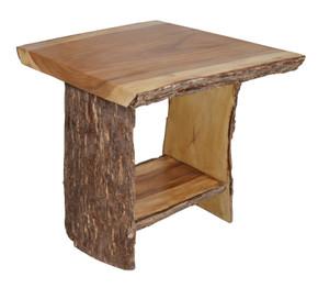 Bark Side Table