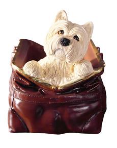 Scottie In Bag