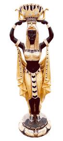 Egyptian Female Plant Holder