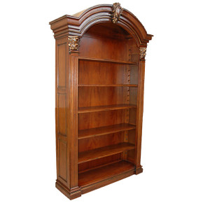 Continental Casual Bookcase   Vintage Estate