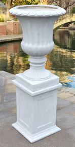Greystone Vase on Pedestal (KIT)