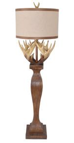 Antler Floor Lamp