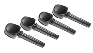 Standard 4/4 Violin Ebony Tuning Peg - Set of 4