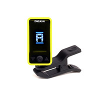 Eclipse Headstock Tuner, Yellow, by D'Addario