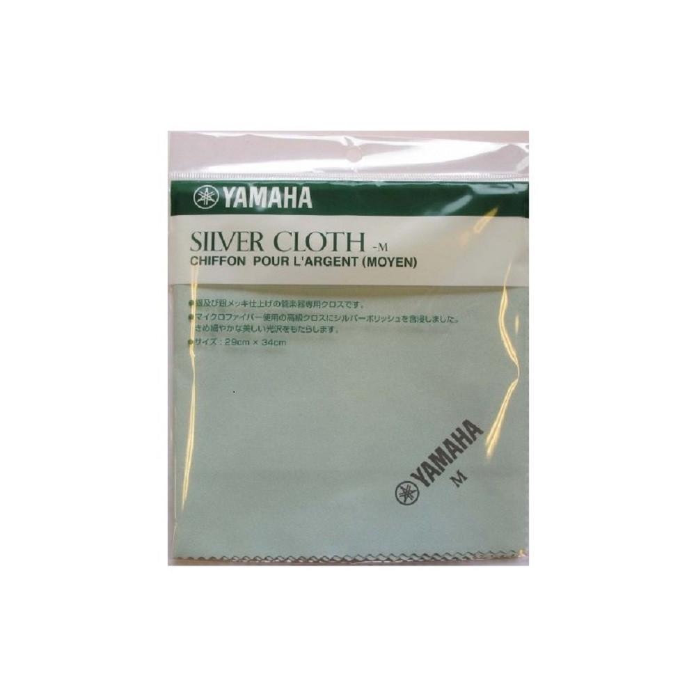 Medium Yamaha Silver Cloth