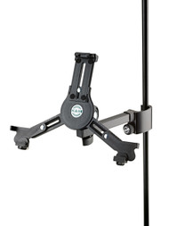 K&M 19791 Universal Tablet Holder Clamp On