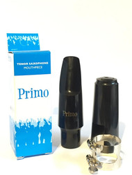 Selmer Primo Tenor Sax Mouthpiece with Cap and Ligature P4KIT