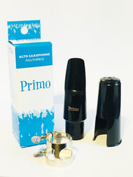 Selmer Primo Alto Sax Mouthpiece with Cap and Ligature P3KIT