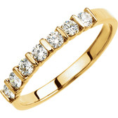 1/3 CTW Diamond Anniversary Band  - W60232