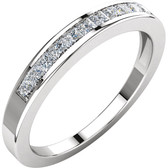 1/3 CTW Diamond Anniversary Band  - W62178