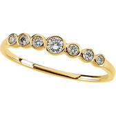 1/5 CTW Diamond Anniversary Band - W63015