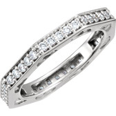 3/4 CTW Diamond Anniversary Band  - W65525